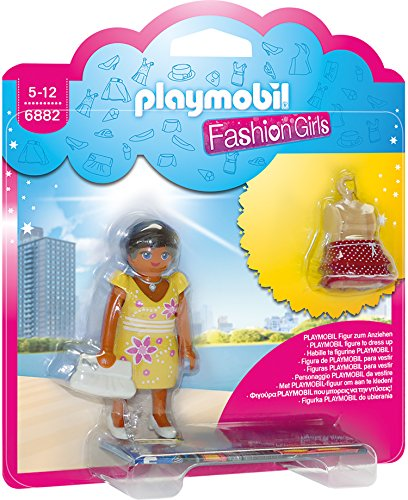 Playmobil 6882 - Fashion Girl Summer