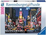 Ravensburger Times Square - 1000 Piece Jigsaw Puzzle for Adults – Every Piece is Unique, Softclick...