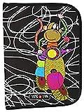 Tris&Ton Portadocumentos para bebé, niño y niña modelo Monkey Moto (Tris y...