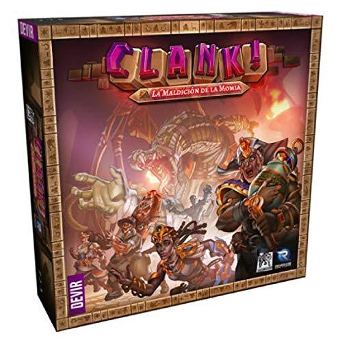 Devir Clank - La Maldición de la Momia