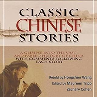 Classic Chinese Stories cover art
