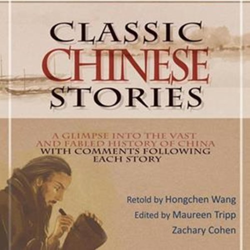 Classic Chinese Stories audiobook cover art