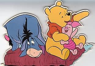 Walt Disney - Winnie l'Ourson - Petite PLV 16 cm - Bourriquet, Winnie, Porcinet