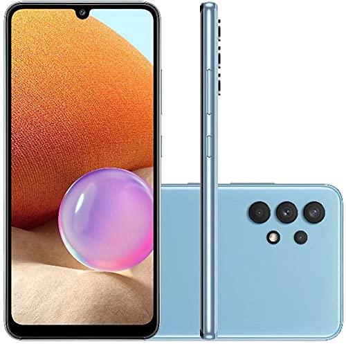Smartphone Samsung Galaxy A32 128GB 6.4 Octa Core Azul