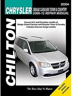 Chilton Dodge Grand Caravan, Caravan Cargo and Chrysler Town & Country 2008-2012 (20304)