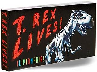Fliptomania T. Rex Dinosaur Animation Flipbook