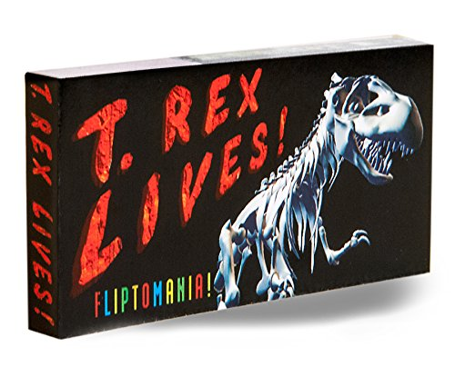 Fliptomania T. Rex Dinosaur Animation Flipbook