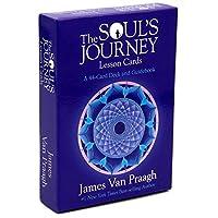 The Soul's Journey Lesson EGuideブック付きの完全英語版のタロットデッキEinstructionカードゲーム占いゲームは運命予測カードゲームを設定します