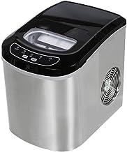 Machine à glaçons pour Usage Domestique Fait des Cubes en 10 Minutes |Grande capacité de 12kg 2.2L réservoir |Pas de plomb...