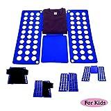 Supremed Magic Clothes Folding Board Clothes Folder Adjustable Fast Ideal for T-shirts, Vests