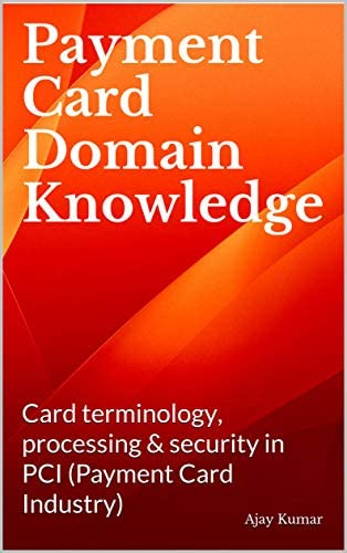 Payment Card Domain Knowledge Card terminology processing security in PCI Payment Card Industry product image