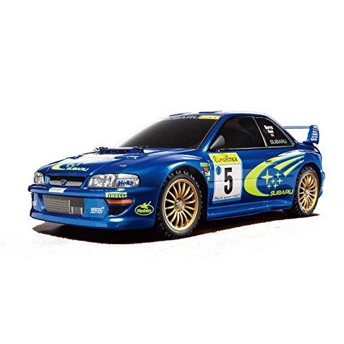 Tamiya America, Inc 1/10 1999 Subaru Impreza Monte-Carlo 4WD Rally TT-02 Kit, TAM58631