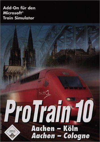 Train Simulator - Pro Train 10 Aachen-Köln