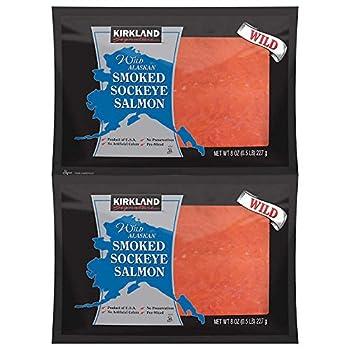 Best kirkland smoked salmon Reviews