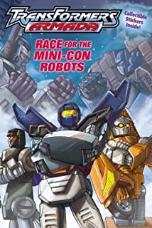 Transformers Race for the Mini-Con Robots