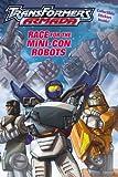 Transformers Armada: Race for the Mini-Con Robots (Transformers Armada Chapter Books)