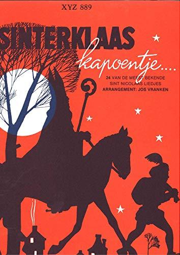 Sinterklaas Kapoentje – Piano – Book