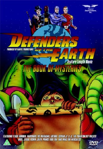 Defenders Of The Earth Movie - The Book Of Mysteries