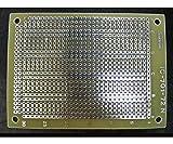 タカス電子 IC用ユニバーサル基板 デジタルパターン 69mm×95mm IC-701-72N