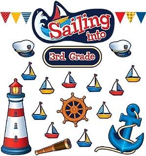 Teacher Created Resources Sailing Into. Bulletin Board (5440)