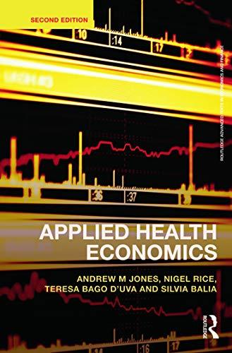 Applied Health Economics
