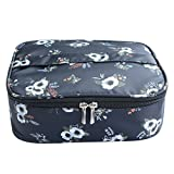 Portable Travel Makeup Cosmetic Bag