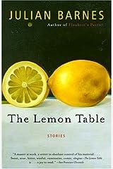 The Lemon Table (Vintage International) Kindle Edition