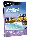 WONDERBOX Caja Regalo para mamá -ESCAPADA SPA & Relax- 1.000 hoteles para Dos Personas