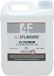 Glicerina vegetal USP grado farmacéutico All4flavours 2