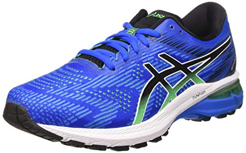 ASICS Mens 1011A690-401_44,5 Trail Running Shoe, Blue, 44.5 EU
