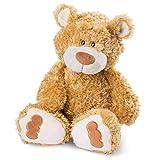 NICI 46509 50 cm I Oso Café Tradicional I Juguete Suave Esponjoso, niños y bebés I Osos de Peluche Rellenos, Color marrón