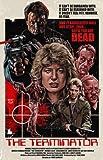 The Terminator – Arnold Schwarzenegger – Film Poster