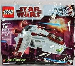 LEGO Star Wars BrickMaster Exclusive Mini Building Set #20010 Republic Attack Gunship [Bagged]