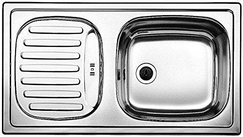 Blanco Flex Mini Edelstahl-Spüle Naturfinish