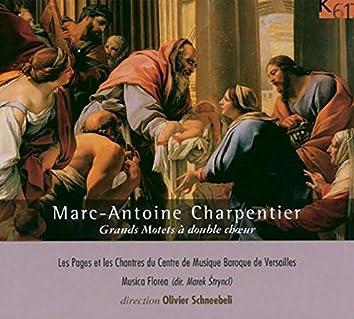 Charpentier: Grands motets à double chœur