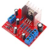 TDA2030A Mono Power Amplifier Circuit Set Successfully Placed Circuit Electronic Production Kit Skill Training