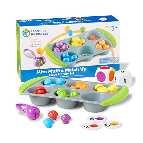 Learning Resources Mini Muffin Match Up...