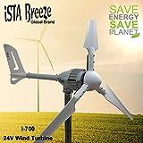 700W viento generador 12V/24/48V Modelo Generador de 700Wind I, ISTA de...