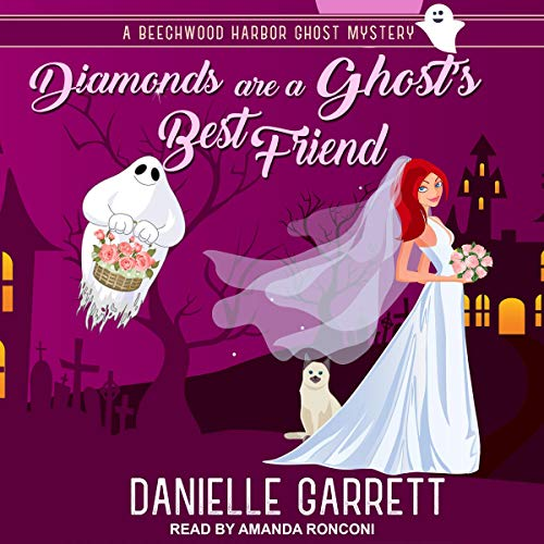 Diamonds are a Ghost's Best Friend audiobook cover art