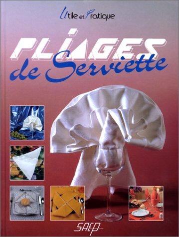 Pliages de serviette