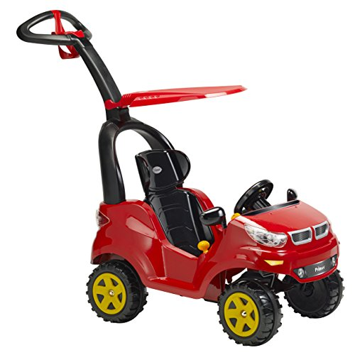 Prinsel Push Car Adventure Boy, Paquete De 1 Count