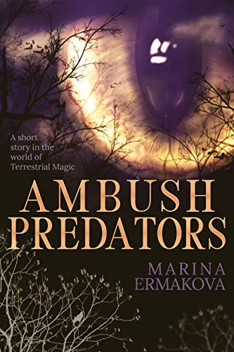 Ambush Predators: A Post-Apocalyptic Urban Fantasy Short Story (Jordan Sanders) (English Edition)