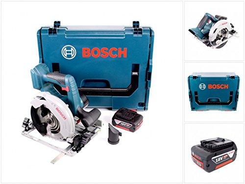 Bosch GKS 18V-57 G Akku Kreissäge 18V 165mm in L-Boxx + 1x Akku 5,0Ah - ohne Ladegerät