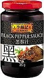 Lkk Salsa Pimienta Negra, 350 g