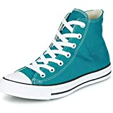 Converse Chuck Taylor All Star Seasonal Color Hi Zapatillas Moda Mujeres Azul - 40 - Zapatillas Altas Shoes