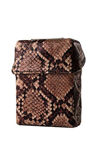 smokeshirt® Club Big pitillera en Varios diseños 20 Cigarrillos XL Smoke shirt para Paquete de Cigarrillos en Talla XL (23-25 Cigarrillos), Patentado