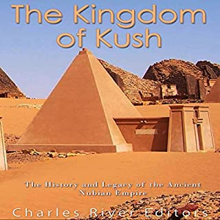 The Kingdom of Kush cover art