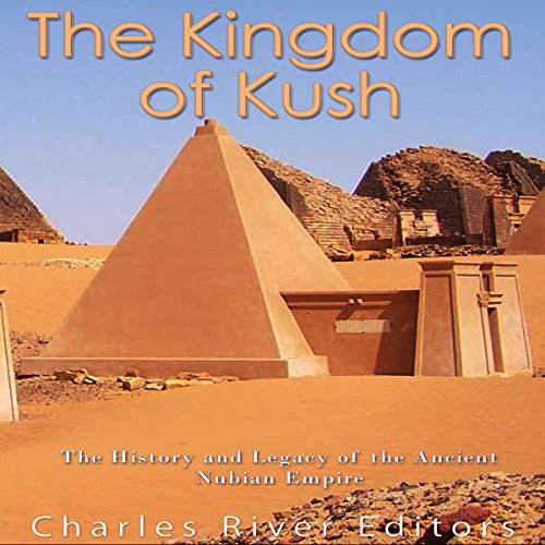 The Kingdom of Kush audiobook cover art