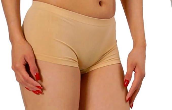 Nude Boy Shorts