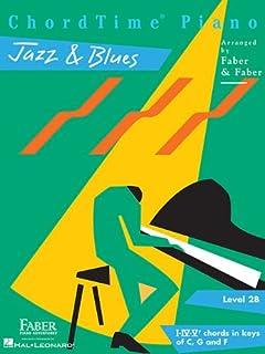 Chordtime Piano Jazz & Blues Level 2b: Level 2b
